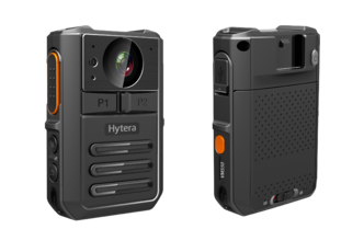 Body worn Video and Speaker Microphone
